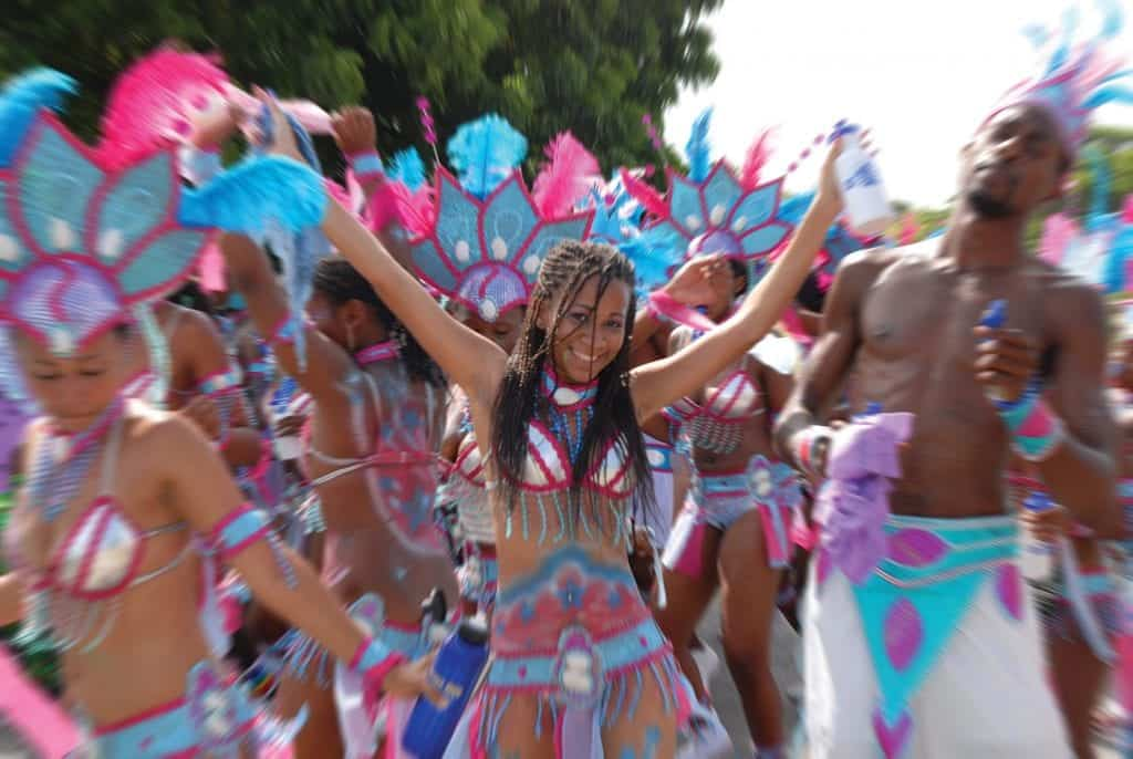 Antigua Carnival holiday deals