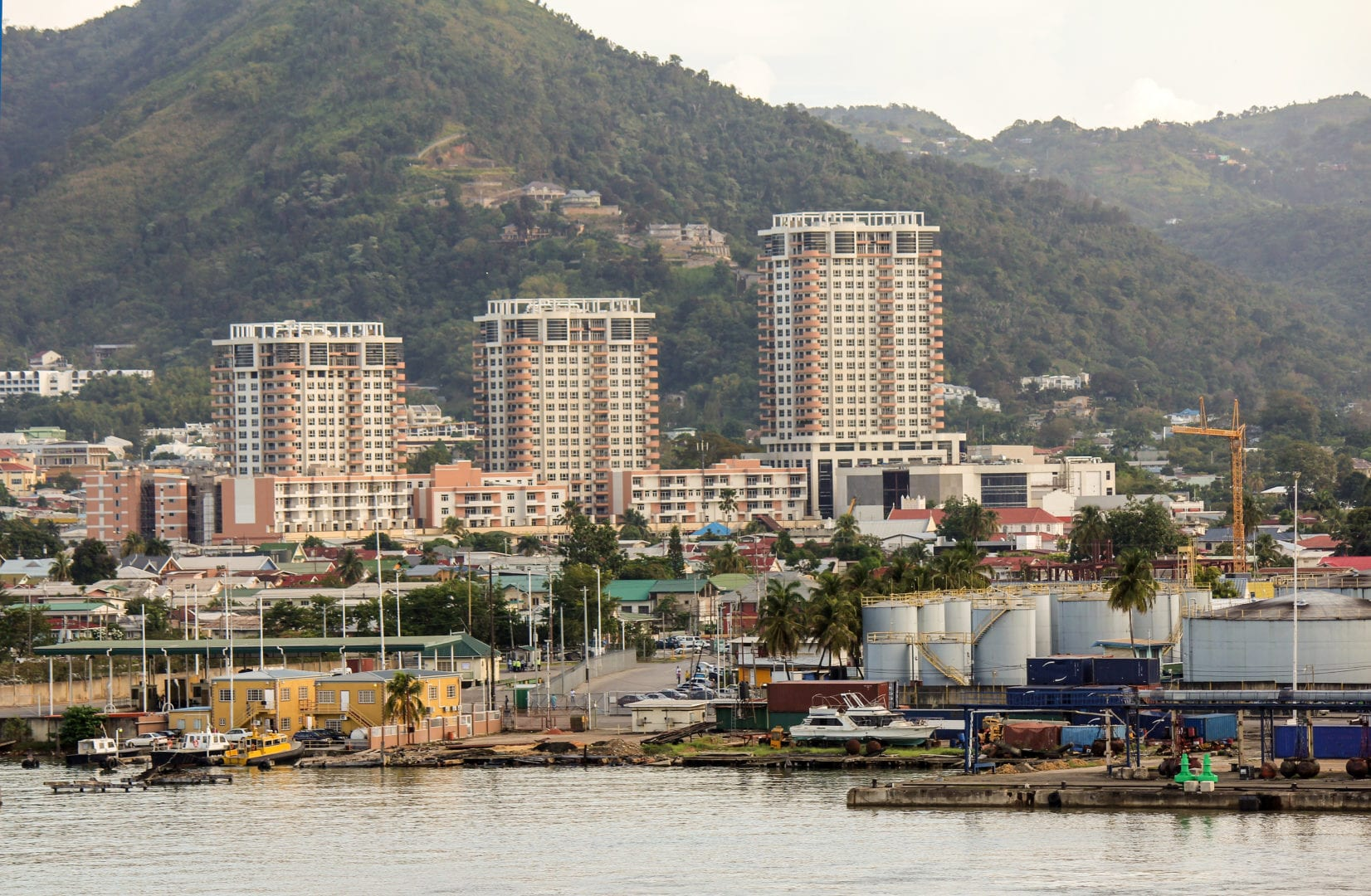 Hotels in Port Of Spain
