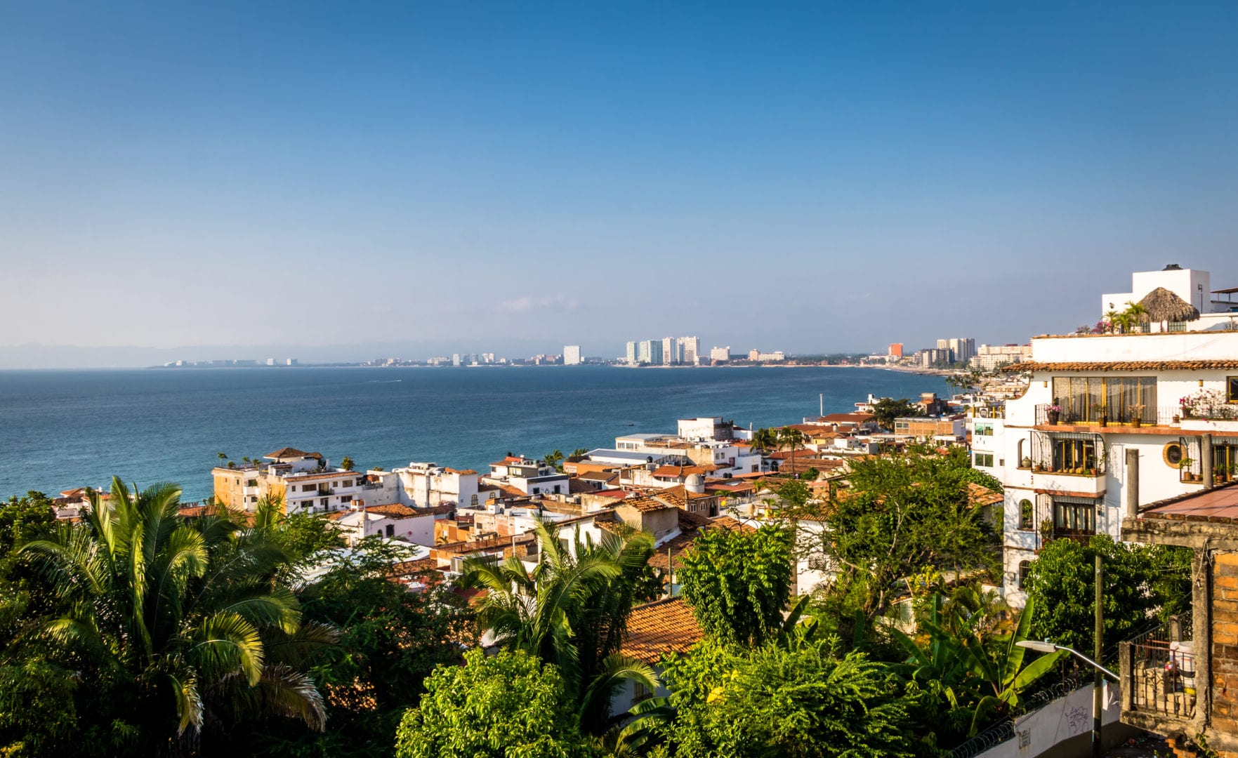 Hotels in Puerto Vallarta