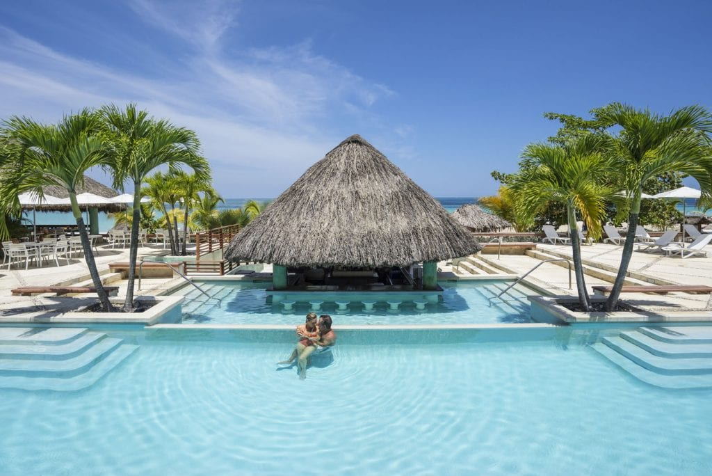 Couples Swept Away Negril - Jamaica holiday