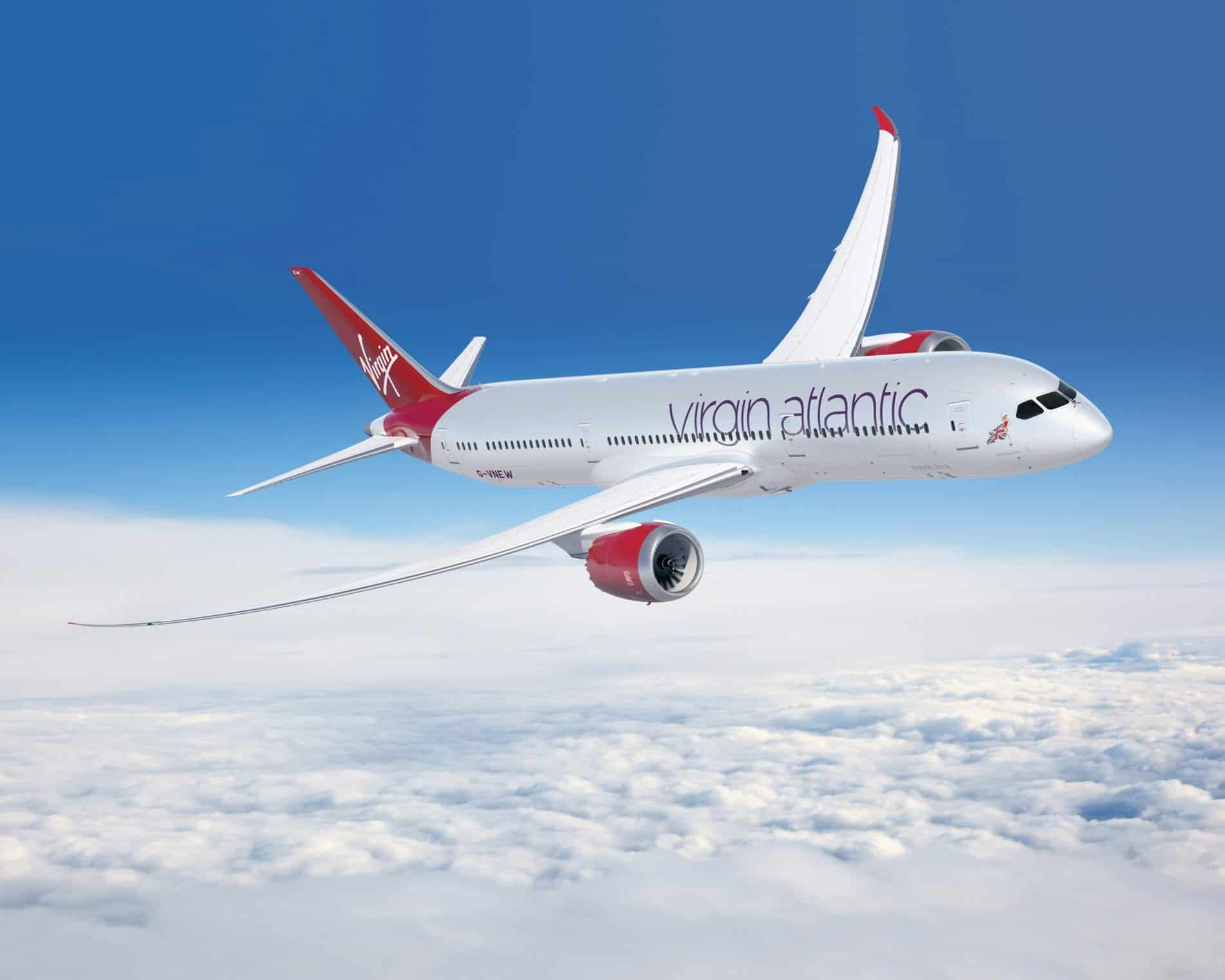 Virgin Atlantic Flight Classes