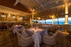 Dining - Bluewaters - Antigua