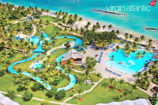 Coconut Bay Resort St Lucia holiday